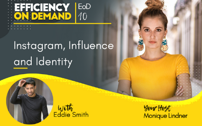 Instagram, Influence and Identity with Eddie Smith