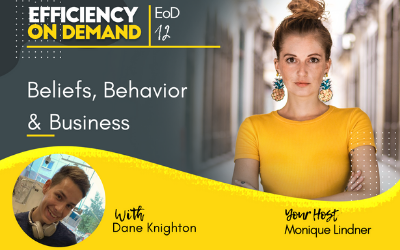 Beliefs, Behavior & Business with Dane Knighton