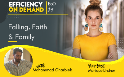 Falling, Faith & Family with Mohammad Gharbieh