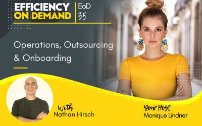 Operations, Outsourcing & Onboarding with Nathan Hirsch