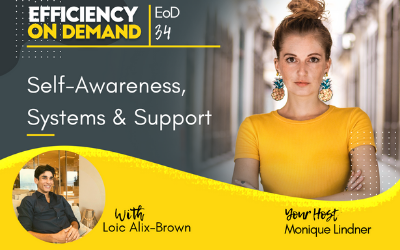 Self-Awareness, Systems & Support with Loic Alix-Brown