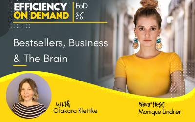 Bestsellers, Business & The Brain with Otakara Klettke