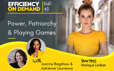 Power, Patriarchy & Playing Games with Joanne Bagshaw & Adrienne Lawrence