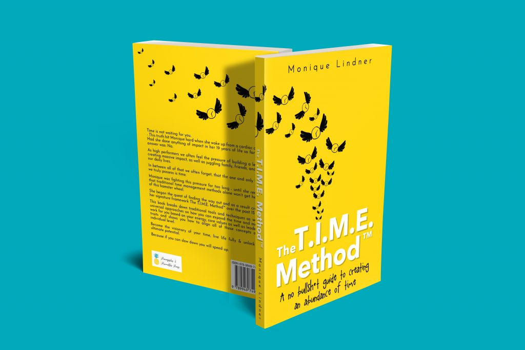 The T.I.M.E. Method™ Paperback