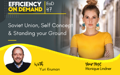 Soviet Union, Self Concept & Standing your Ground with Yuri Kruman